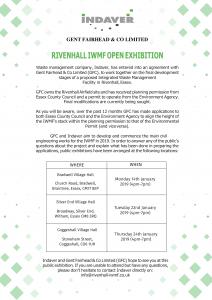 IWMF Open Exhibition leaflet